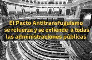 Pacto antitransfuguismo